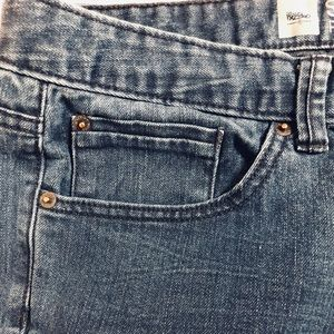Mossimo Supply Co. Jeans - Mossimo Skinny Jeans Size 16 fit 4 Medium Blue